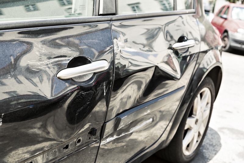 Dealing with Car Dents By Essendon Panel Beaters