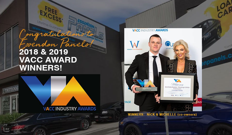 2019-VACC-smash-repairs-Essendon-Panels-winners